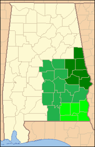 United States District Court for the Middle District of Alabama - Image: MD Ala