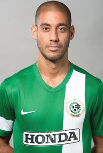 Maccabi Haifa F.C. - Yaniv Katan, played 15 years in the club and was captain of the team, 2006–14.