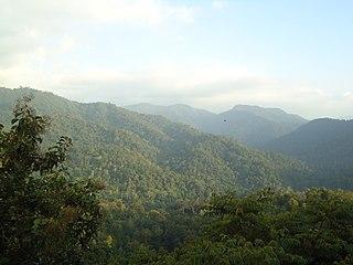 Sabarimala (place) Hill in Kerala, India