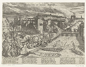 Spanish Fury - The pillaging of Maastricht in 1576