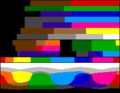 Mac 16colors palette color test chart.png