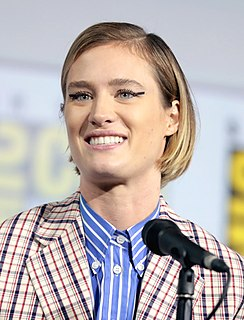 Mackenzie Davis Canadian film, television and stage actress