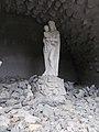 Madonna and Child statue, 2020 Salgótarján.jpg