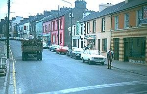 Castlerea - Image: Main Street, Castlerea, Co. Roscommon geograph.org.uk 364764