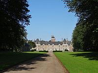 Maisons (Calvados) château.JPG