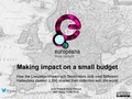 Making Impact on a Small Budget - LSH Case Study - Presentation GLAMwiki 2015.pdf