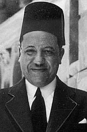Makram Ebeid - Makram Ebeid Pasha