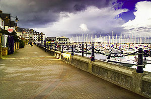 Malahide - The Marina