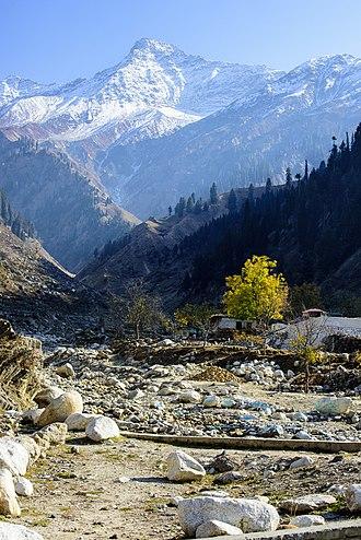 Malika Parbat - Malika Parbat also known as Queen of Mountains