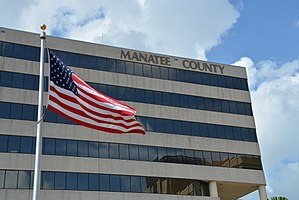 Manatee County Administration Building