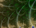 Mandelbrot Contours and Rays.png