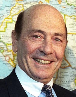 Manfred Wörner - Image: Manfred Woerner 1993