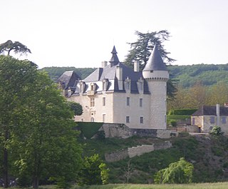 Cazoulès Commune in Nouvelle-Aquitaine, France