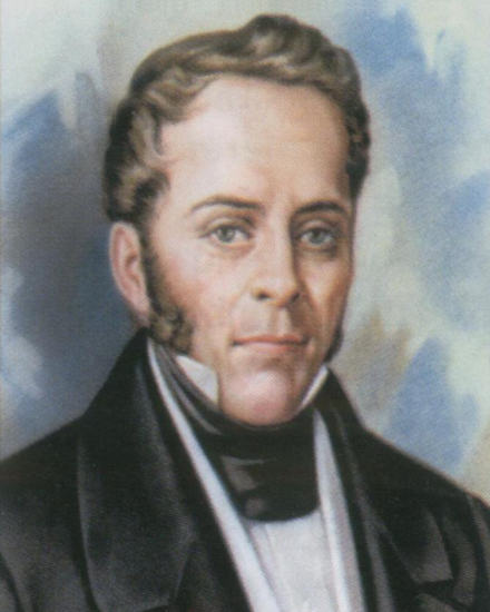 Manuel Gomez Pedraza, elected the second president of Mexico Manuel Gomez Pedraza.png