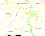 Map commune FR insee code 16018.png