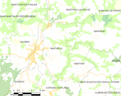 Map commune FR insee code 24304.png