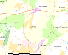Map commune FR insee code 39030.png