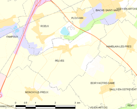 Map commune FR insee code 62650.png