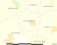 Map commune FR insee code 62816.png