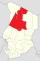 Map of Borkou Region.png