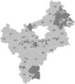 Map of Landkreis Bayreuth.png