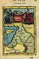 Map of Phenicie, Description de L'Universe (Alain Manesson Mallet, 1683).jpg