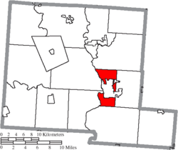 Circleville Township Pickaway County Ohio Wikipedia