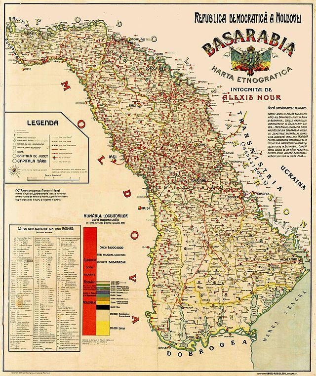 Basarabia - Wikiwand