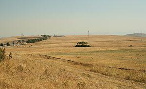 Battle of Marabda - The plains of Marabda.