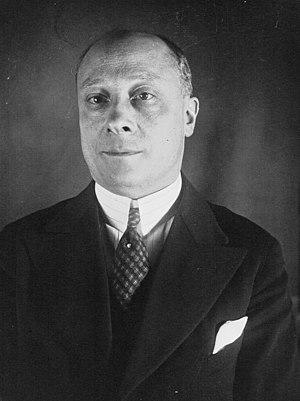 Marc Rucart - Rucart in 1933