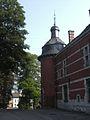 Marchienne-au-Pont - Château Bilquin-de Cartier - 18 - tour du logis.jpg
