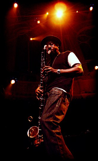 Marcus Miller - Miller at the Paradiso in Amsterdam, 2007