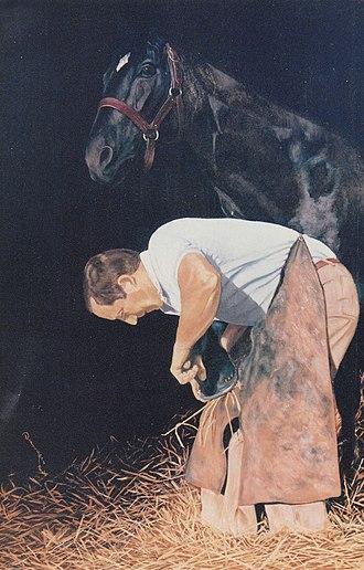 Farrier - Bob Demuyser: The Farrier
