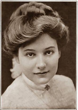 Margaret Illington - Illington in 1906