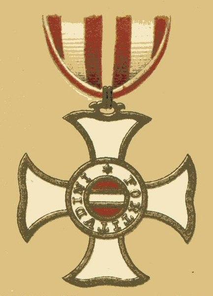 Vojna odlikovanja, sve o sakupljanju, dodjeljivanju i izradbi - Page 2 433px-Maria-Theresia-Orden