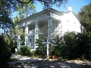National Register of Historic Places listings in Jackson County, Florida - Image: Marianna Ely Criglar house 01
