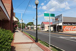 Downtown Powder Springs