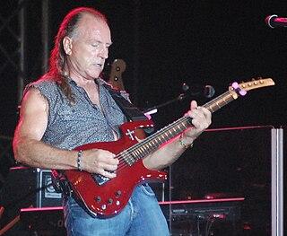 Mark Farner Musical artist