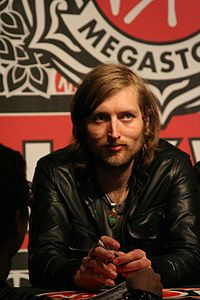 Mark Stoermer, basistul trupei The Killers