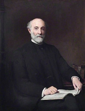 Sir Mark Collet, 1st Baronet - Mark Wilks Collet (Walter William Ouless)