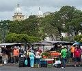 Market around of Chinita basilica.jpg