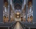 Marktkirche, Wiesbaden, Nave view 20200613 1.jpg
