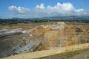 Martha Mine in Waihi