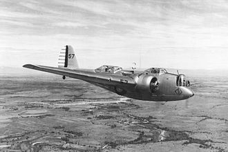 Martin B-10 - B-10 being flown during a training session at Maxwell Field