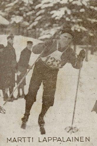 Martti Lappalainen - Image: Martti Lappalainen (1902 1941) (14585263213) (cropped)