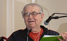 A photo of Marvin Kaplan in 2013