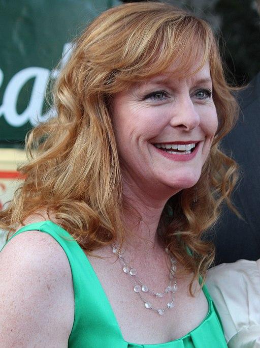 Mary Elizabeth McDonough (2012, crop)