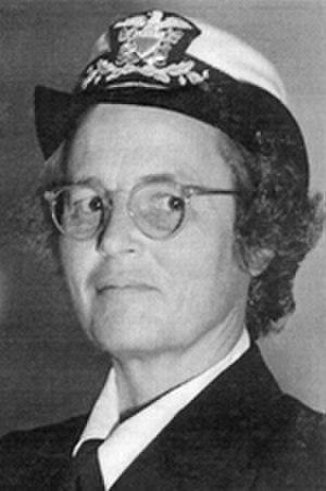 Mary Sears (oceanographer) - Portrait of Mary Sears