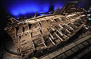 Remnants of the Mary Rose