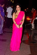 Masaba Gupta at Esha Deol's sangeet ceremony 05.jpg